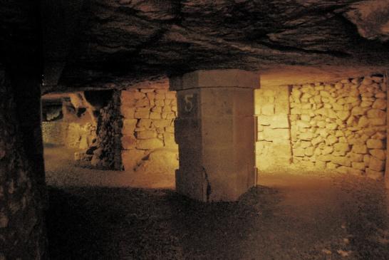 Catacombes - atelier