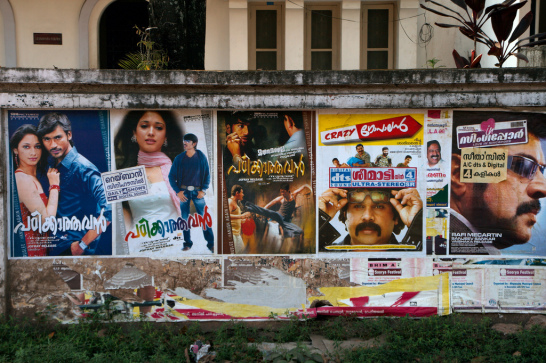 Indian movie posters