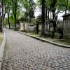 パリの墓地めぐり