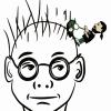 オヤジなミュージシャンの頭皮ケアはパラディドルで。・・・、トリンドルじゃないよ。