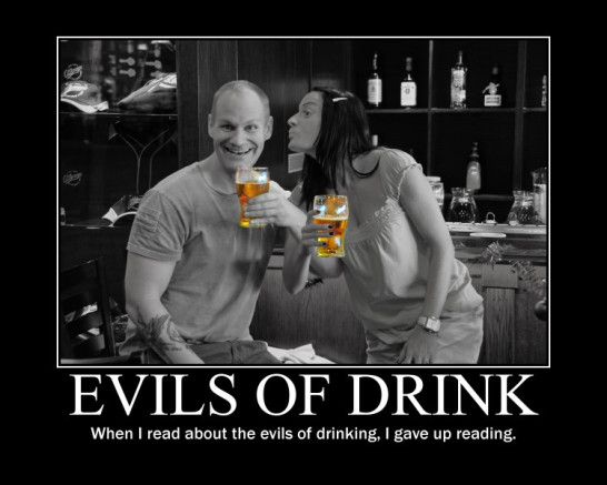 Evils of Drink